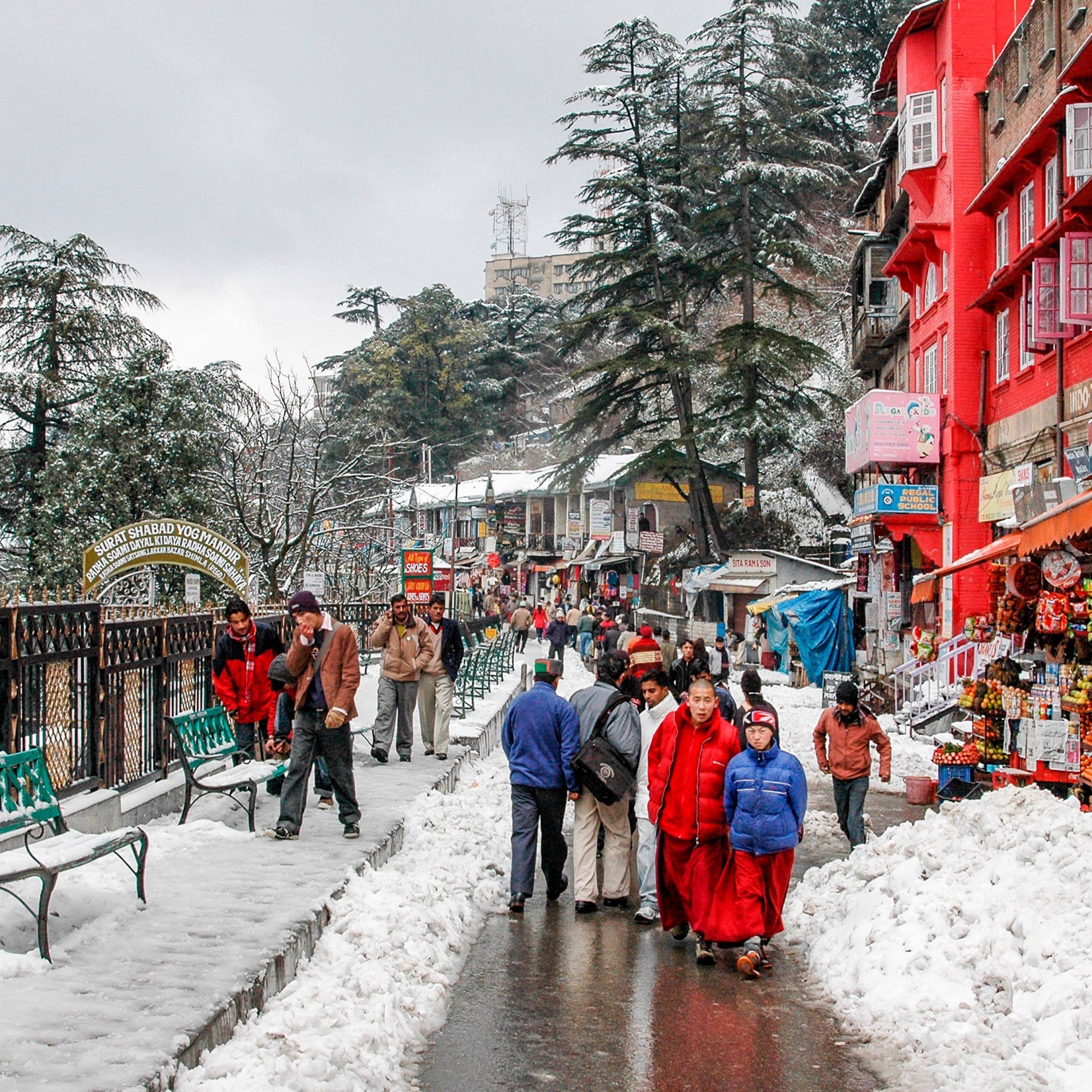 Day 1 : Arrival in Delhi |Drive from Delhi to Shimla