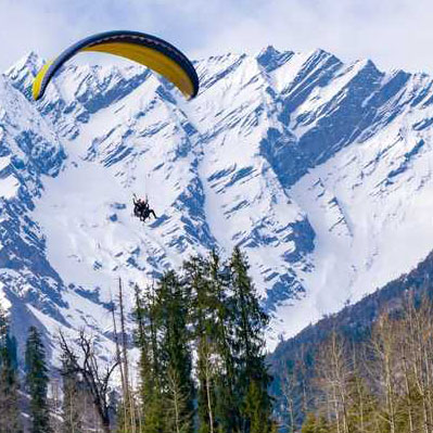 Day 3 : Go for an adventurous trip to Rohtang Pass(On Direct Payment) & Salong Valley