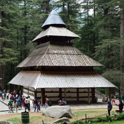 Day 2 : Arrival in Manali | Manali Local Sightseeing